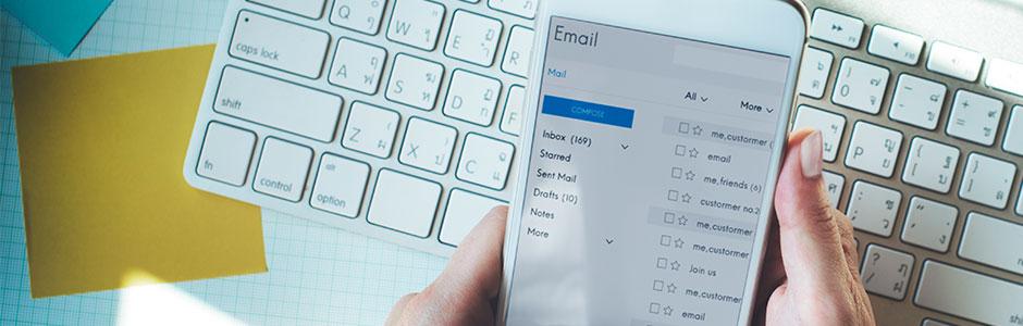 Cómo obtener cuentas de correo con el nombre de mi empresa / cuentas de correo corporativo